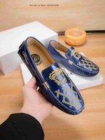 ingrosso marche coreane scarpe uomini-Coreano Wedding Banquet scarpe di cuoio degli uomini di marca cintura britannico degli uomini casuali formale di business