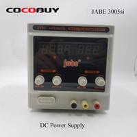 dijital ayarlanabilir güç kaynağı toptan satış-DC Güç Kaynağı wanptek Mini Ayarlanabilir DC Güç Kaynağı 220 V LED Dijital Anahtarlama Gerilimi