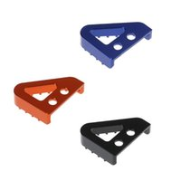 CNC Aluminum Rear Brake Pedal Footboard Tip Large for Husaberg Husqvarna KTM