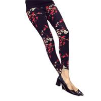 ingrosso tintura dello spazio-Formato Plus 2019 Stampa Legging Donna Universo Galaxy Stampa Leggins Pantaloni Elasticità Space Tie Dye Legging Alta qualità