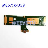 Wholesale usb port board resale online - ME571K USB BOARD Power Charger Charging Port Flex replacement parts For Asus Google Nexus nd ME571K