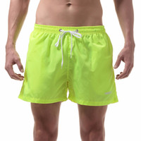 мужские плавательные трусы оптовых-Swimsuit Men Breathable Swim Trunks Pants Swimwear Shorts Briefs Beach Shorts 2019 beach pants swim trunks Zwembroek #T1