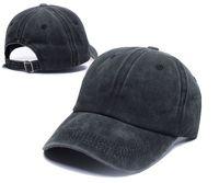 Wholesale strapbacks hats resale online - Designer Plain Custom Baseball Caps Cotton Adjustable Strapbacks For Adult Mens Wovens Curved Sports Hats Blank Solid Golf Sun Visor