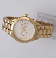 quarz herzform uhren großhandel-Luxus Quarz Uhren Frauen Diamanten Uhr Datum Herzform Frauen Armband Damen Designer Armbanduhren Freies Verschiffen