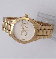 relógios com forma de coração de quartzo venda por atacado-Relógios de Quartzo de luxo Mulheres Diamantes Relógio Data Coração Forma Mulheres Pulseira Senhoras Designer de Relógios De Pulso Frete Grátis