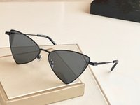 Wholesale triangle case resale online - new Sunglasses Fashion Women triangle Deisnger Popular Full Frame UV400 Lens Summer Style Triangle Frame Top Quality Come With Case