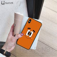 Wholesale amazing phones resale online - 2020 Amazing World Gumball sugar High Quality Phone Case for iPhone pro XS MAX S Plus X S SE XR case