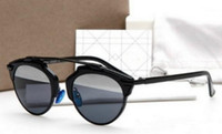 Wholesale New Brand Women s men s d Fashion Luxury Kids Sunglasses So Real Box
