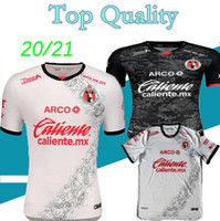 Wholesale kids mexico soccer jersey for sale - Group buy 20 Xolos Club Tijuana soccer jerseyS HOME AWAY Sanvezzo Miler camisetas mexico liga mx man kids football shirt thailand