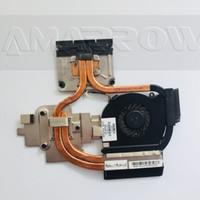 dv6 intel al por mayor-682061-001 refrigerador portátil para HP DV6 DV7 DV6-7000 DV7-7000 disipador de calor de enfriamiento con ventilador