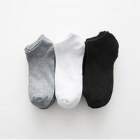 Wholesale giveaways resale online - Factory direct summer boat socks men s low to help short socks giveaway men s socks