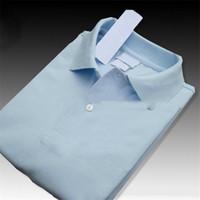 chemises décontractées xs size achat en gros de-Nouveau Mens Marque Designer D'été Polo Tops Broderie Hommes Polo Chemises De Mode Chemise Hommes Femmes High Street Casual Top Tees Taille S-4XL