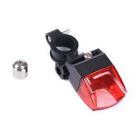 Wholesale magnetic bicycle online – Bicycle Lights Induction Tail Light Bike Bicycle Warning Lamp Magnetic Power Generate Taillight New