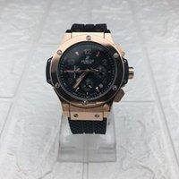 рабочая мода оптовых-Новый топ продажи высокого качества малый циферблат работы мужские часы luxury brand сроки мода часы человек повседневная часы спорт мужской кварцевые наручные часы