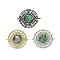 ingrosso collana pendente prezzo singapore-5 pcs Jewelry Accessories Zircon Pendants Necklace Wholesale Price Jewelry For Women New Statement Collar Necklaces
