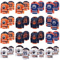 Wholesale jersey edmonton resale online - Edmonton Oliers Jerseys Mens Mikko Koskinen Jersey Leon Draisaitl Connor McDavid Ice Hockey Jerseys Womens Stitched Youth