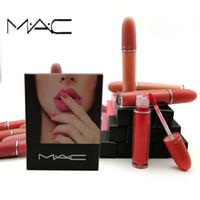 Wholesale mac makeup for sale - 2019 MACs M MC MACS LIP STICK HOT New Makeup