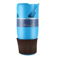 Wholesale bottles for drinking water for sale - Group buy Car Multi Cup Holder Multifunctional Organiser In Bottle Insert For Drink Water Coffee Cell Phone Sunglasses