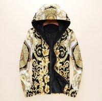 modische frauen kleidung groihandel-Internationale neuesten Herren Damenbekleidung klassische Boutique-Jacke Mit Kapuze Baumwolle Counter Hochwertige Sportbekleidung modische Jacke