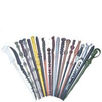 série infantil venda por atacado-41 Estilos de Harry Potter varinha mágica Props Hermione Dumbledore Horry Potter Series Magic Wand mágico bastão com Retail Box crianças brinquedos V104