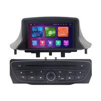 Wholesale fluence car resale online - Eunavi Android Car Radio Multimedia Stereo For Renault Megane Fluence GPS Navigation TDA7851 G G WIFI headunit car dvd