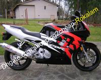 Wholesale 1998 honda f3 plastics resale online - Fashion CBR600 F3 Fairing kit For Honda CBR F3 Red Black White Motorbike Motorcycle Bodywork Parts