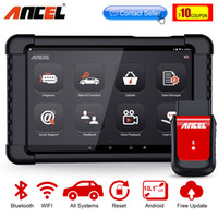 Wholesale epb tools resale online - Ancel X6 OBD2 Scanner Bluetooth Scan ABS Airbag Oil EPB DPF Reset OBD Automotive Scanner Code Reader Auto Car Diagnostic Tool