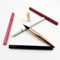 3 In 1 Waterproof Non-Blooming Home Quick Drying Magnetic Mild Single Head Long Lasting Self-Adhesive Eyeliner Sticky Eyelashes