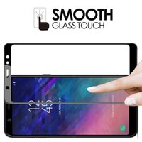 Wholesale tempered glass samsung galaxy a8 online – Hot Sale Tempered Glass For Samsung Galaxy S8 S9 Plus Note Screen Protector For Samsung A8 A6 S7 Edge Protection Film