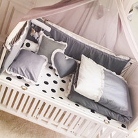 ingrosso camere da letto unisex-Trapunta per lettino per culla per camera da letto Coprimaterasso per bambino Cuscini Copripiumino in cotone Comodo per camera da letto YCZ042
