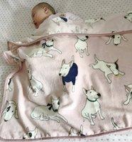 Wholesale bedding bath resale online - Discount cm baby bedding set swaddle wrap Muslin cotton Baby Swaddle For Babies Bath Towel Infant bedding blanket