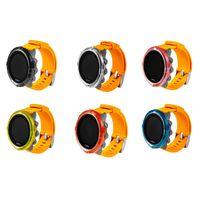 браслет gps запястье оптовых-Protective Case Cover Soft Silicone Sleeve Skin GPS Watch Bracelet Accessories for Suunto Spartan Sport Wrist HR Baro