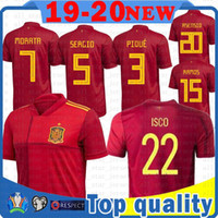 Wholesale belgium team resale online - mens red Belgium National team Soccer Jersey DEBRUYNE E HAZARD football shirt LUKAKU KOMPANY MERTENE Maillots de foot