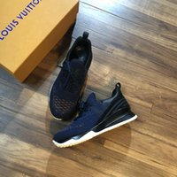 Wholesale full leather shoes for men for sale - Group buy 2019 New Designer Studded Spikes Flats shoes for Men Party Lovers Genuine Leather Sneakers with full packeage