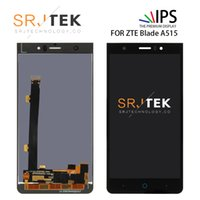 Wholesale blade lcd resale online - SRJTEK LCD For ZTE Blade A515 Display Screen for ZTE A511 A515 A513 LCD Touch Digitzer Glass Sensor Matrix Assembly Replacement