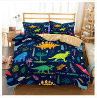 Wholesale kids cartoon bedding set king size for sale - Group buy BEST WENSD Unicorn Bedding Set Cartoon Duvet Cover Pillow Cases Twin Full Queen King Super King Size Kid Bedclothes Bed Cover