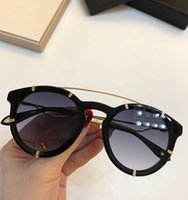 Wholesale cat black elegant online - 7088 New popular Vintage cat eye Sunglasses for womens Fashion charming Glasses Designer elegant style anti UV400 lens top quality with box