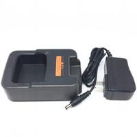 walkie hyt al por mayor-100 V-240 V cargador para Hytera HYT Radios pd780 pd700 pt580h pd880 walkie talkie