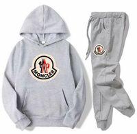 abrigo de la pista al por mayor-Nueva moda Hombre Sudaderas para mujer chaqueta caliente estudiantes Ropa deportiva Chándal Chándal unisex Casual chándal abrigo pantalones FS32035