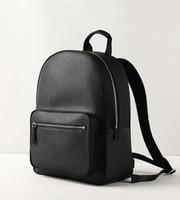 marcas para los hombres al por mayor-Bolso de la escuela de alta calidad de las mochilas para hombre de Damier Cobal de la marca del diseñador de Europa N41612