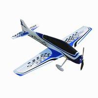kits de aviones modelo rc al por mayor-Moda Deporte RC Avión 950mm Envergadura EPO F3A FPV Aviones RC Avión KIT / PNP Para Niños Modelos de Juguetes Al Aire Libre