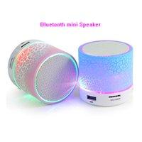 nouvelle enceinte bleue achat en gros de-2019 New Hot Bluetooth Speaker A9 stéréo mini haut-parleurs bluetooth portable blue tooth Subwoofer Subwoofer musique lecteur usb portable Haut-parleur