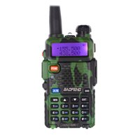 Wholesale walkie talkie vhf baofeng for sale - Group buy Portable Radio Baofeng UV R two way radio W vhf uhf dual band MHZ walkie talkie baofeng uv r