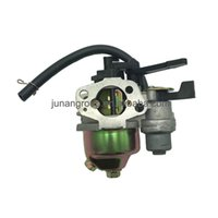 Wholesale mower carburetor resale online - Carburetor GX120 ZH7 W51 PH Petrol Gas Engine Lawn Mower parts