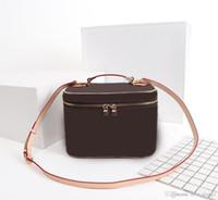 buenos bolsos de diseño al por mayor-Nuevos bolsos de diseñador de moda de lujo. Copia en edición limitada. NICE. Bolsos de lujo de diseñador. Bolsos de cuero. Gran capacidad: M42265.