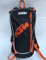 mochilas para motos al por mayor-Diseñador- Nuevo modelo de motocicletas ktm bolsas para todo terreno / bolsas de carreras / bolsas de ciclismo / caballero Mochilas / bolsas de deporte al aire libre k-1