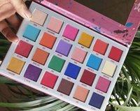 24 sombras de ojos al por mayor-La fábrica DHL libre del envío ¡El nuevo maquillaje observa la nueva gama de colores 24 de la paleta de Jawbreaker de la llegada que colorea la paleta del sombreador de ojos!