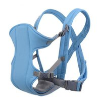Wholesale newborn front carrier resale online - Hot sell comfort baby carriers and infant slings Baby Newborn cradle pouch sling products hold the strap with children