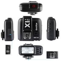 émetteur de caméra à distance achat en gros de-TTL émetteur déclencheur de flash sans fil 2.4GHz 32 canaux écran LCD récepteurs récepteur Speedlite à distance pour Canon EOS caméra