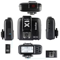 fernkamera-sender großhandel-TTL Wireless Flash Trigger Sender 2,4 GHz 32-Kanal-LCD-Display Remote Speedlite-Empfänger für Canon EOS-Kamera